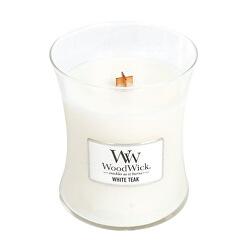 Vonná svíčka váza White Teak 275 g