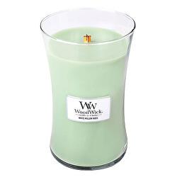 Vonná svíčka váza White Willow Moss 609,5 g