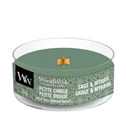 Vonná svíčka Petite Sage & Myrrh 31 g