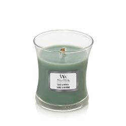 Vonná svíčka váza malá Sage & Myrrh 85 g