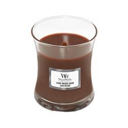 Vonná svíčka váza Stone Washed Suede 85 g