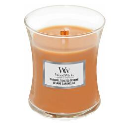 Vonná svíčka váza střední Caramel Toasted Sesame 275 g
