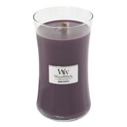 Vonná svíčka váza velká Dark Poppy 609,5 g