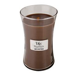 Vonná svíčka váza  velká Sand & Driftwood 609,5 g