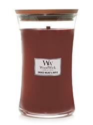 Vonná svíčka váza velká Smoked Walnut & Maple 609,5 g