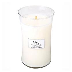 Vonná sviečka váza veľká White Tea & Jasmine 609,5 g