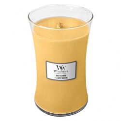 Vonná sviečka váza veľká Oat Flower 609,5 g