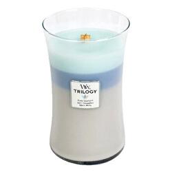 Vonná svíčka velká Trilogy Woven Comforts 609,5 g