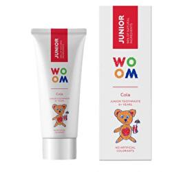 Dětská zubní pasta Junior Cola (Junior Toothpaste 6+ Years) 50 ml
