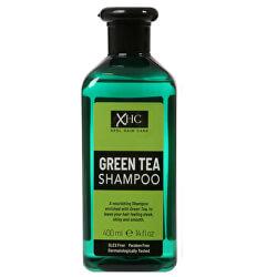 Výživný šampon se zeleným čajem (Green Tea Shampoo) 400 ml