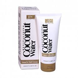 Hydratační krém na ruce a nehty Coconut Water (Hydrating Hand & Nail Cream) 100ml