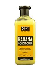 Vyživující kondicionér s vůní banánů (Banana Conditioner) 400 ml