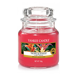 Aromatická svíčka Classic malá Tropical Jungle 104 g