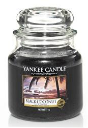 Lumânare aromatică Classic MedieBlack Coconut 411 g