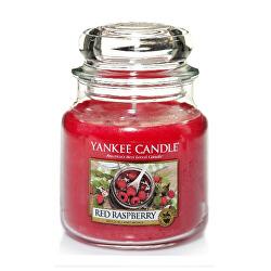 Aromatická svíčka Classic střední Red Raspery 411 g