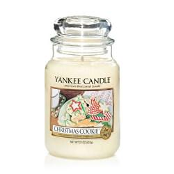 Lumânare aromaticăClassic mare Christmas Cookie 623 g