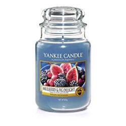 Aromatická svíčka Classic velký Mulberry & Fig Delight 623 g