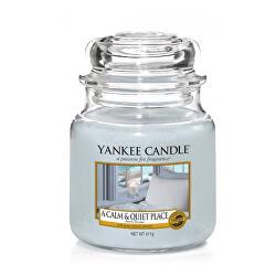 Aromatická svíčka střední A Calm & Quiet Place 411 g