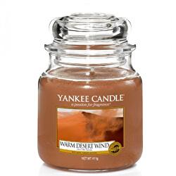 Aromatická svíčka střední Warm Desert Wind 411 g