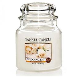 Aromatická svíčka střední Wedding Day 411 g