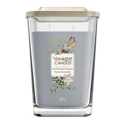 Aromatická sviečka veľká hranatá Sun-Warmed Meadows 552 g