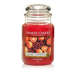 Aromatická svíčka velká Mandarin Cranberry 623 g