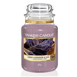 Aromatická svíčka velká Dried Lavender & Oak 623 g