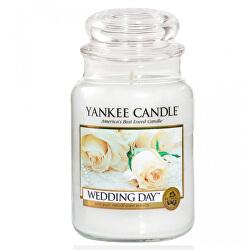 Aromatická svíčka velká Wedding Day 623 g