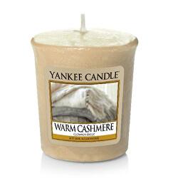 Aromatická votivní svíčka Warm Cashmere 49 g