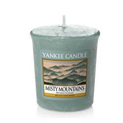 Aromatická votivní svíčka Misty Mountains 49 g