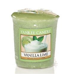 Aromatická votivní svíčka Vanilla Lime 49 g