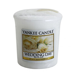 Aromatická votivní svíčka Wedding Day 49 g