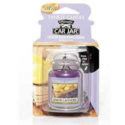 Luxusní visačka do auta Lemon Lavender 1 ks