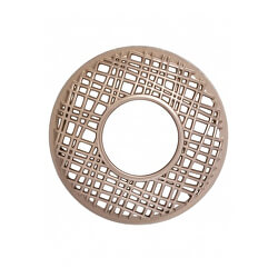 Ozdobný prstenec Claridge na vonnou svíčku velkou a střední 1 ks