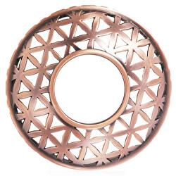 Ozdobný měděný prstenec na vonnou svíčku Belmont 1 ks