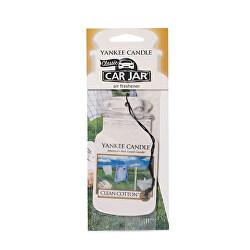 Papírová visačka do auta Clean Cotton 1 ks