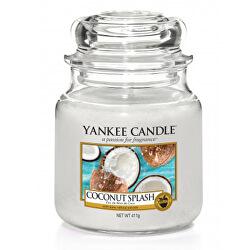 Lumânare parfumată Classic mică Coconut Splash 104 g