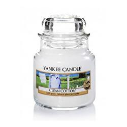 Vonná sviečka Classic malý Clean Cotton 104 g
