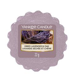 Ceară parfumată pentru lampa cu aromă Dried Lavender & Oak 22 g
