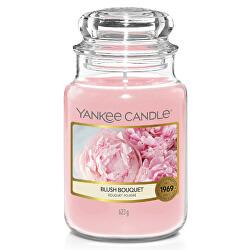 Aromatická svíčka Candle Classic velký Blush Bouquet 623 g