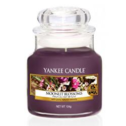 Aromatická sviečka Classic malá Moonlit Blossoms 104 g