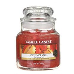 Aromatická svíčka Classic malá Spiced Orange 104 g