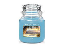 Aromatická svíčka Classic střední Beach Escape 411 g