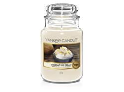 Aromatická svíčka Classic velká Coconut Rice Cream 623 g