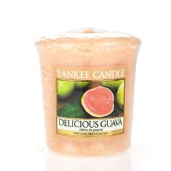 Aromatická votivní svíčka Delicious Guava 49 g