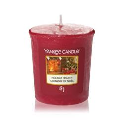 Aromatická votivní svíčka Holiday Hearth 49 g