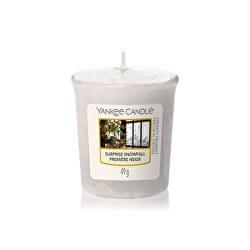 Aromatická votivní svíčka Surprise Snowfall 49 g