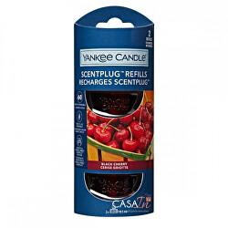 Náhradní náplň do elektrického difuzéru Organic Kit Black Cherry 2 x 18,5 ml