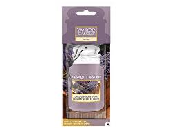 Papírová visačka Dried Lavender & Oak 1 ks