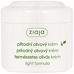 Denný krém pre normálnu a suchú pleť ľahké zloženie Natural Olive 200 ml